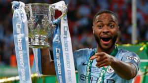 Manchester City 2018-19 Carabao Cup Raheem Sterling