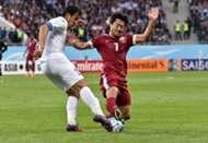 Uzbekistan vs Qatar