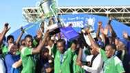 Gor Mahia receive trophy