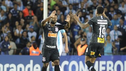 Vagner Love Gustavo Racing Corinthians Copa Sudamericana 27022019