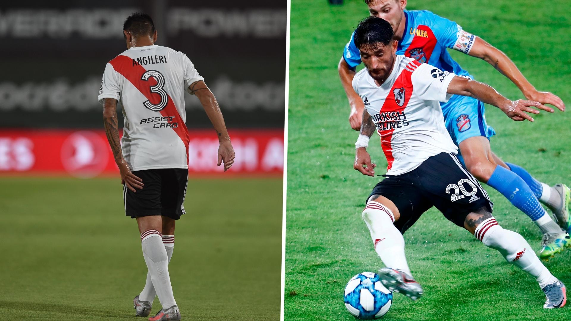 Las lesiones de Casco y Angileri en River: qué tienen, cuánto tiempo de  recuperación necesitan y qué partidos se perderán | Goal.com