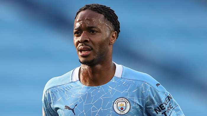 Raheem Sterling Man City 2020-21