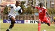 Harun Mwale of Ulinzi Stars.