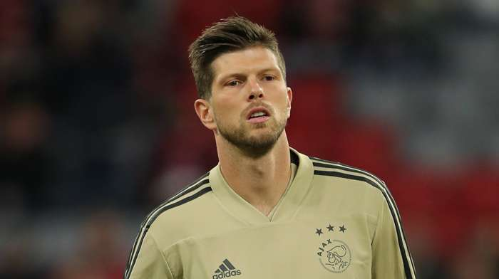 Klaas-Jan Huntelaar Ajax 2018-19
