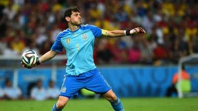 Iker Casillas Spain