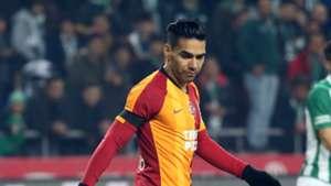 Radamel Falcao Galatasaray 01262020
