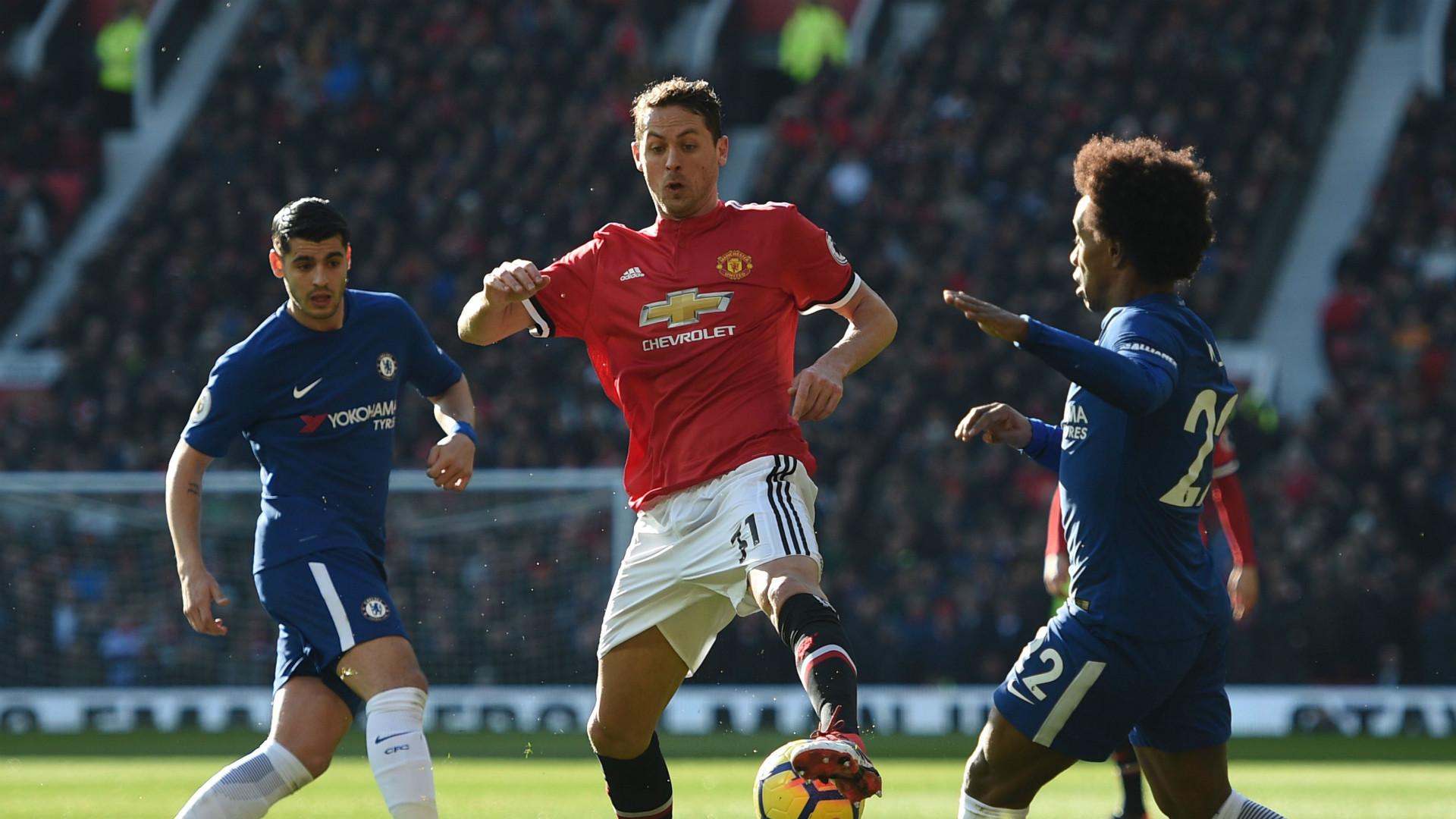 Chelsea Gegen Manchester United