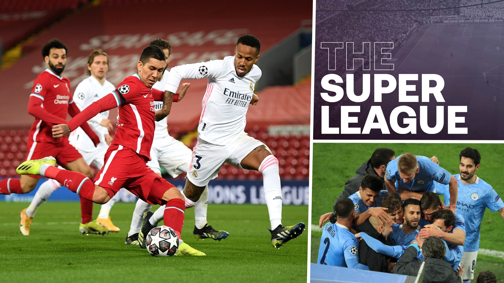 Premier League 'unanimously and vigorously' reject Super League proposal & plan action against six sides involved