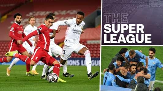 What is the Super League? European club breakaway tournament format & teams explained   Goal.com
