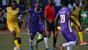 Nnamdi Egbujor, Giscard Tchato - MFM vs. Heartland