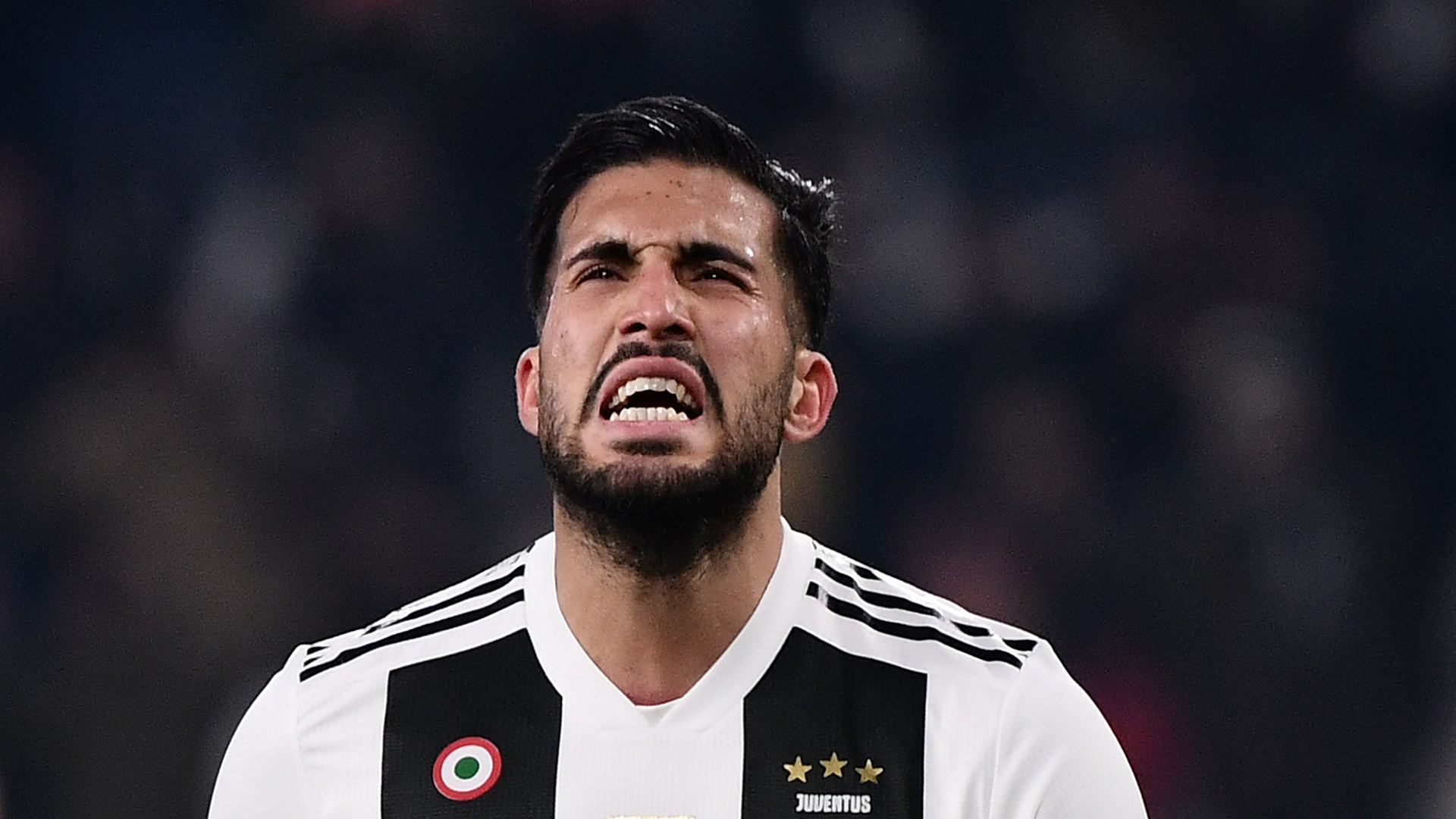 Emre Can Left Out Of Champions League Squad: Juventus