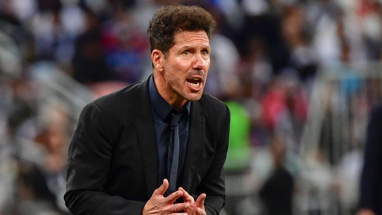 """Atlético - Diego Simeone : """"Zidane est l'entraîneur idéal pour le Real Madrid"""""""
