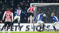 PSV - Heerenveen, Eredivisie 02172018