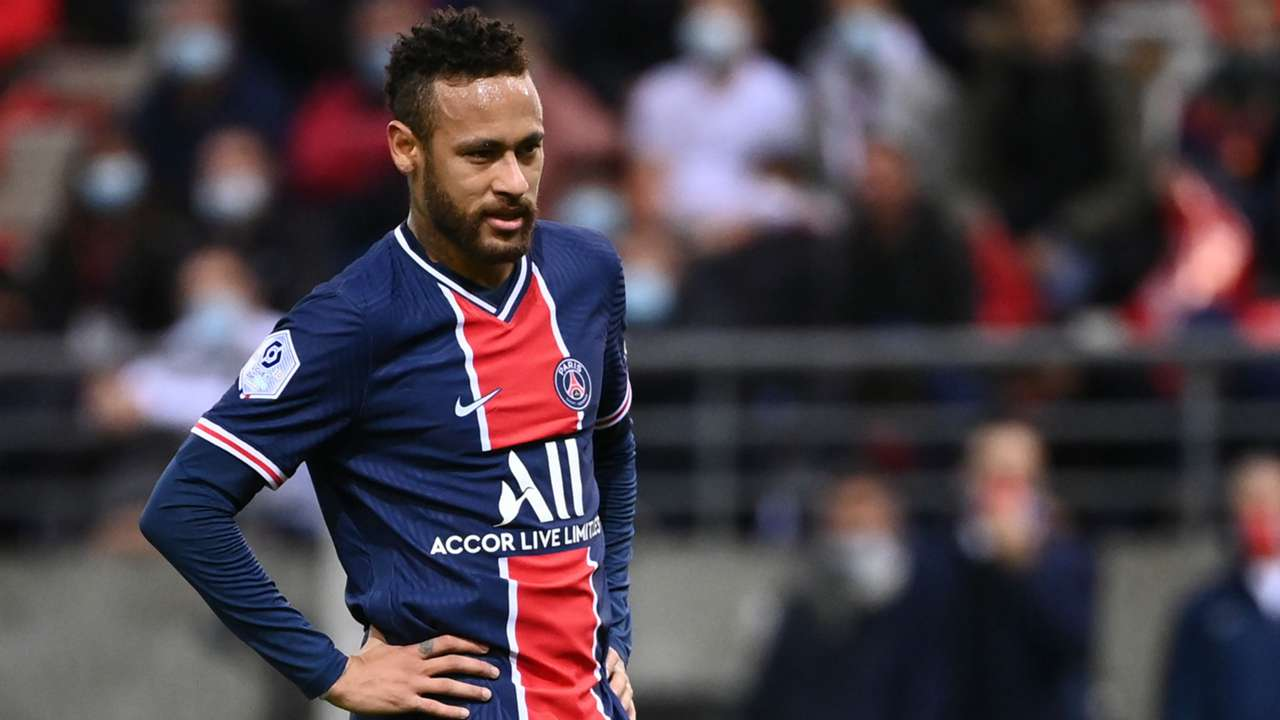 Neymar Reims PSG Ligue 1 27092020