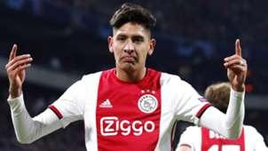 Edson Alvarez Ajax 2019-20