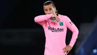 Antoine Griezmann Barcelona 2020-21
