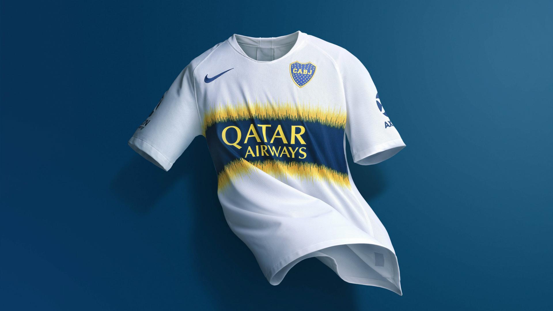 El detalle en la nueva camiseta de Boca Juniors que no