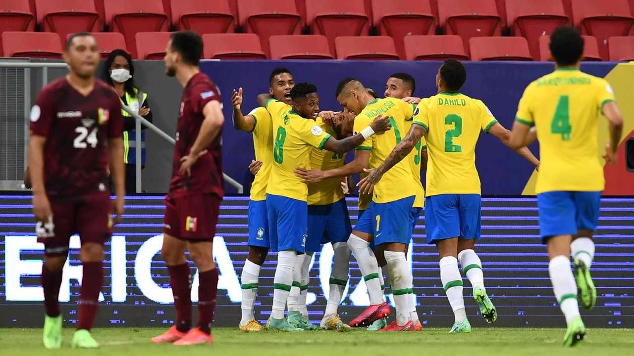 Brazil Venezuela Copa America