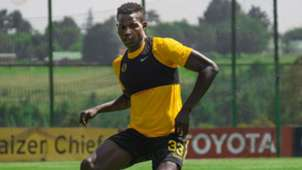 Kaizer Chiefs midfielder Anthony Akumu.