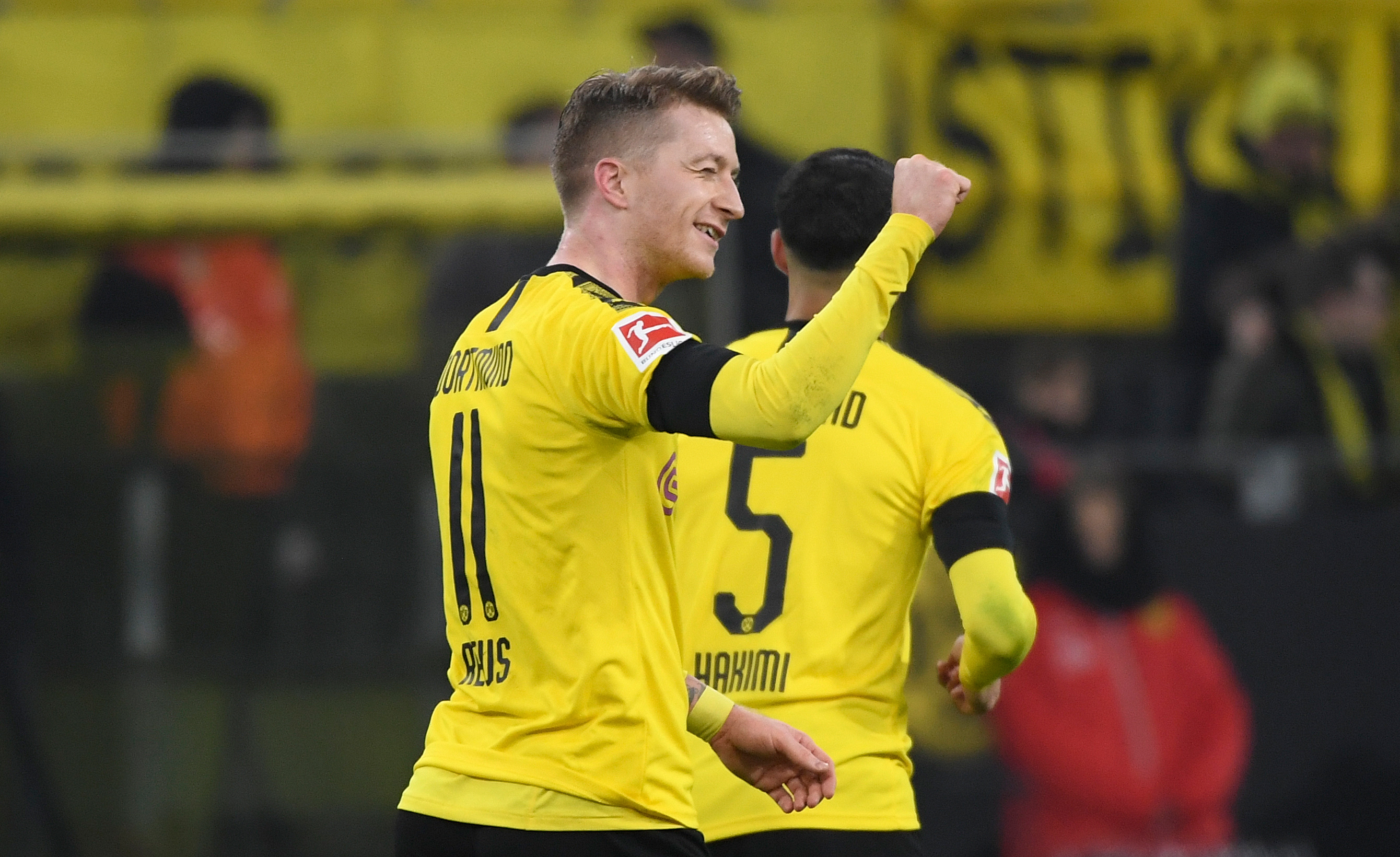 PSG-Dortmund - Marco Reus présent au match retour ?