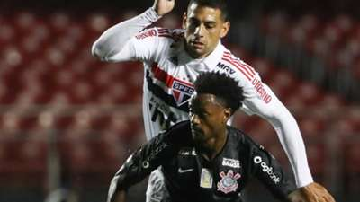 Diego Souza Rene Junior Sao Paulo Corinthians Brasileirao Serie A 21072018