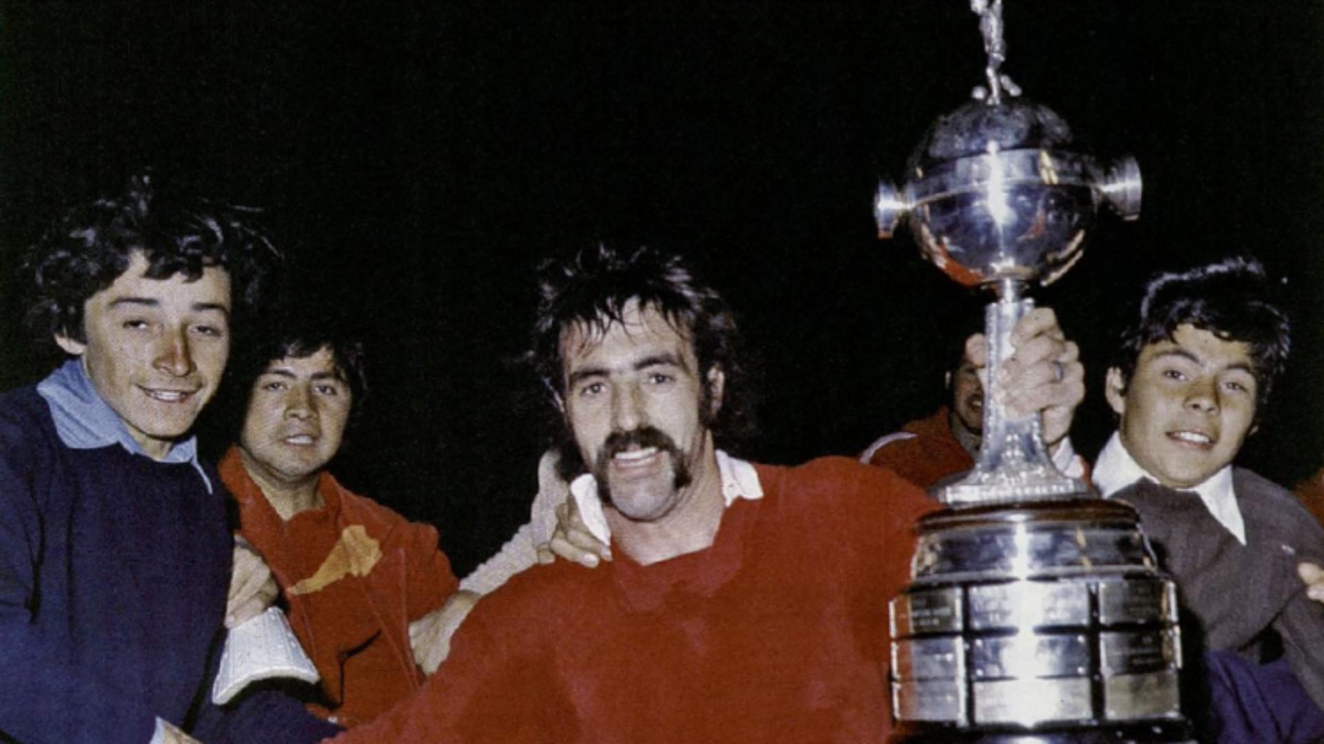 Ricardo Pavoni Independiente Copa Libertadores 1974