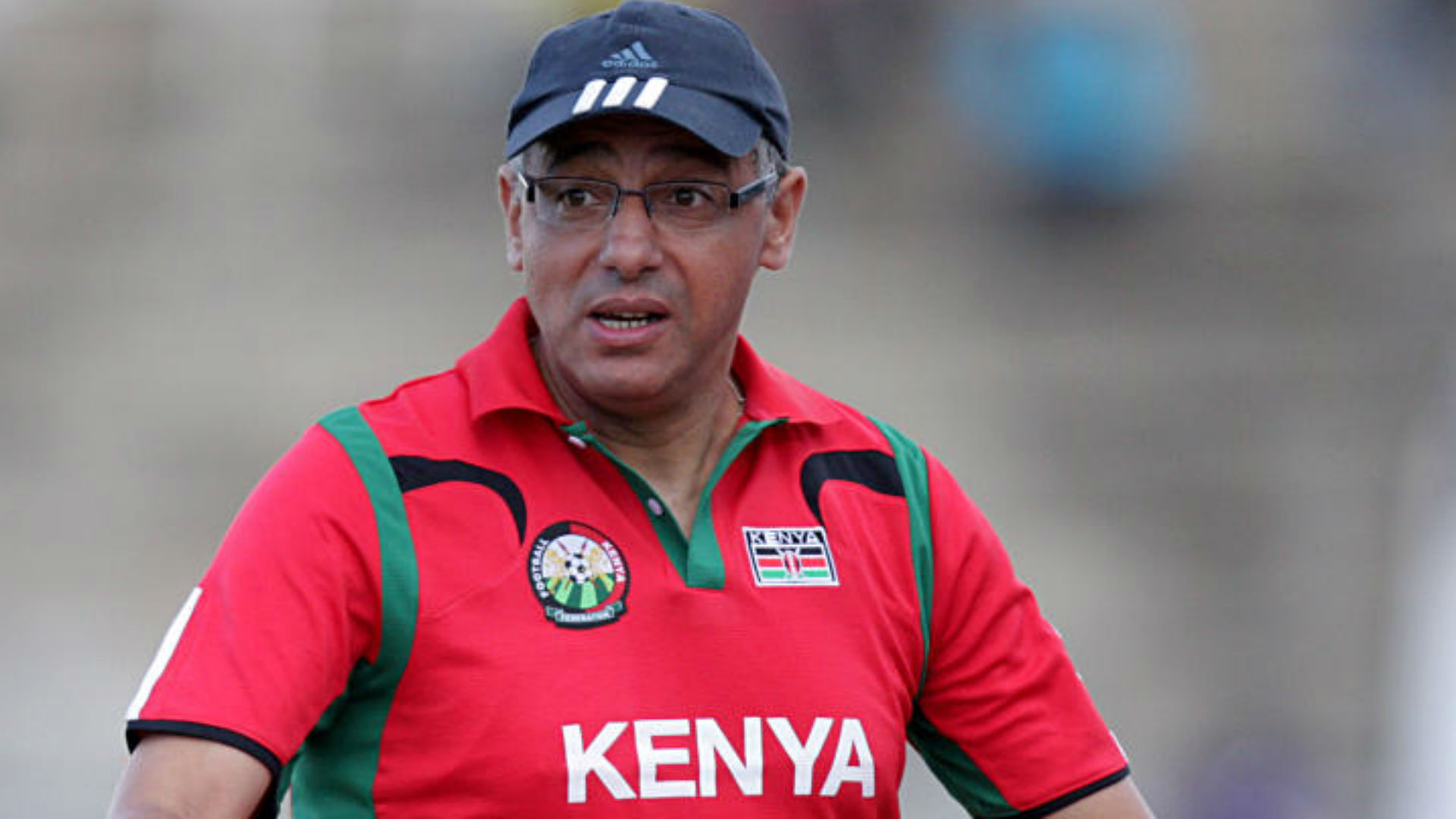 Amrouche: Because of fans and players, I don't want Fifa to sanction Kenya
