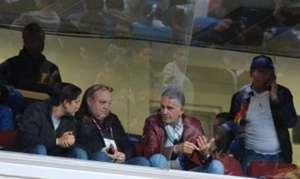 Carlos Queiroz presente en El Campín