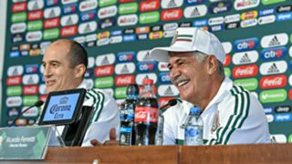 Ricardo Ferretti Selección mexicana