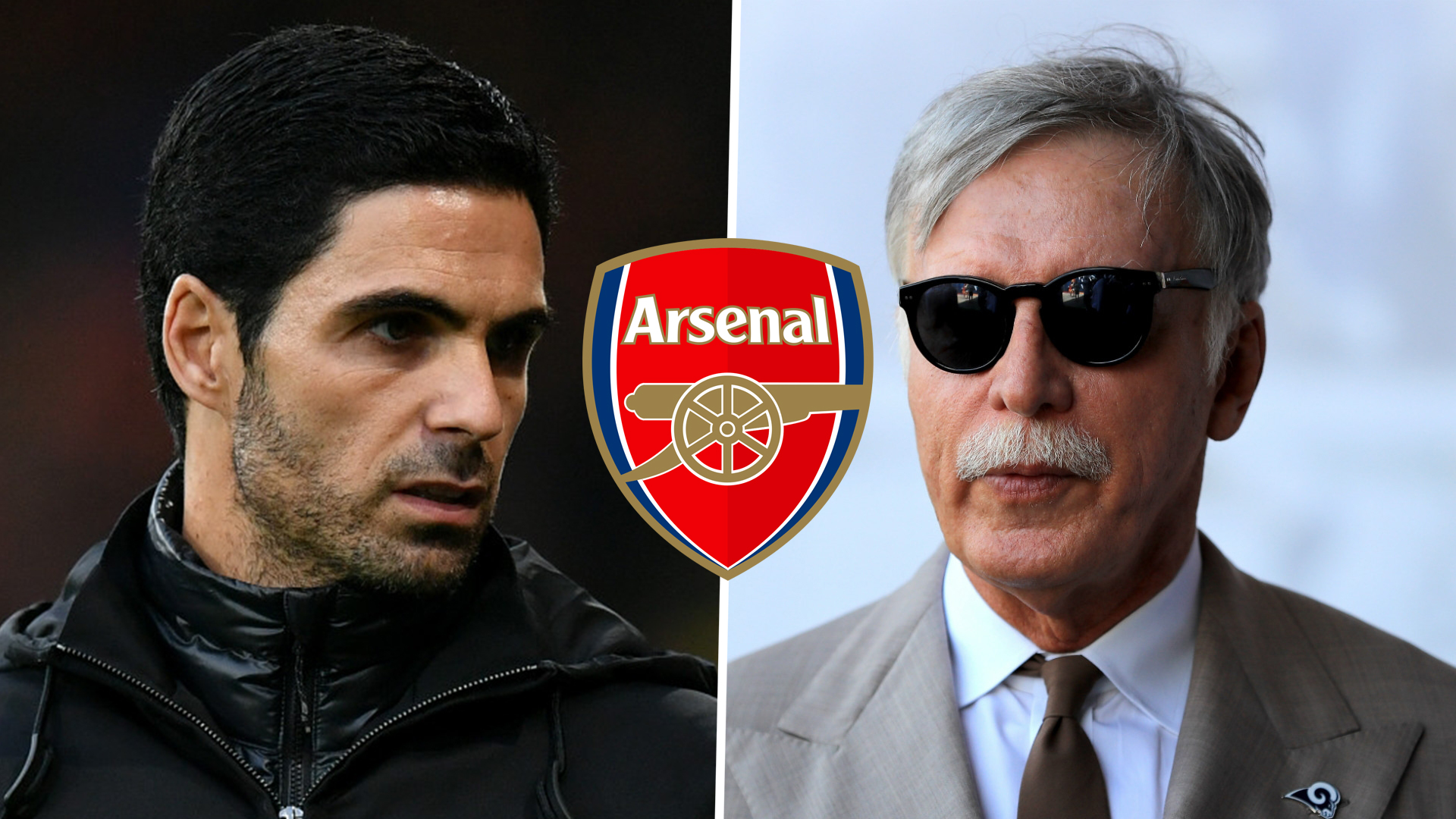 Arteta has direct line to Arsenal owner Kroenke as he waits to discover  transfer budget | Goal.com