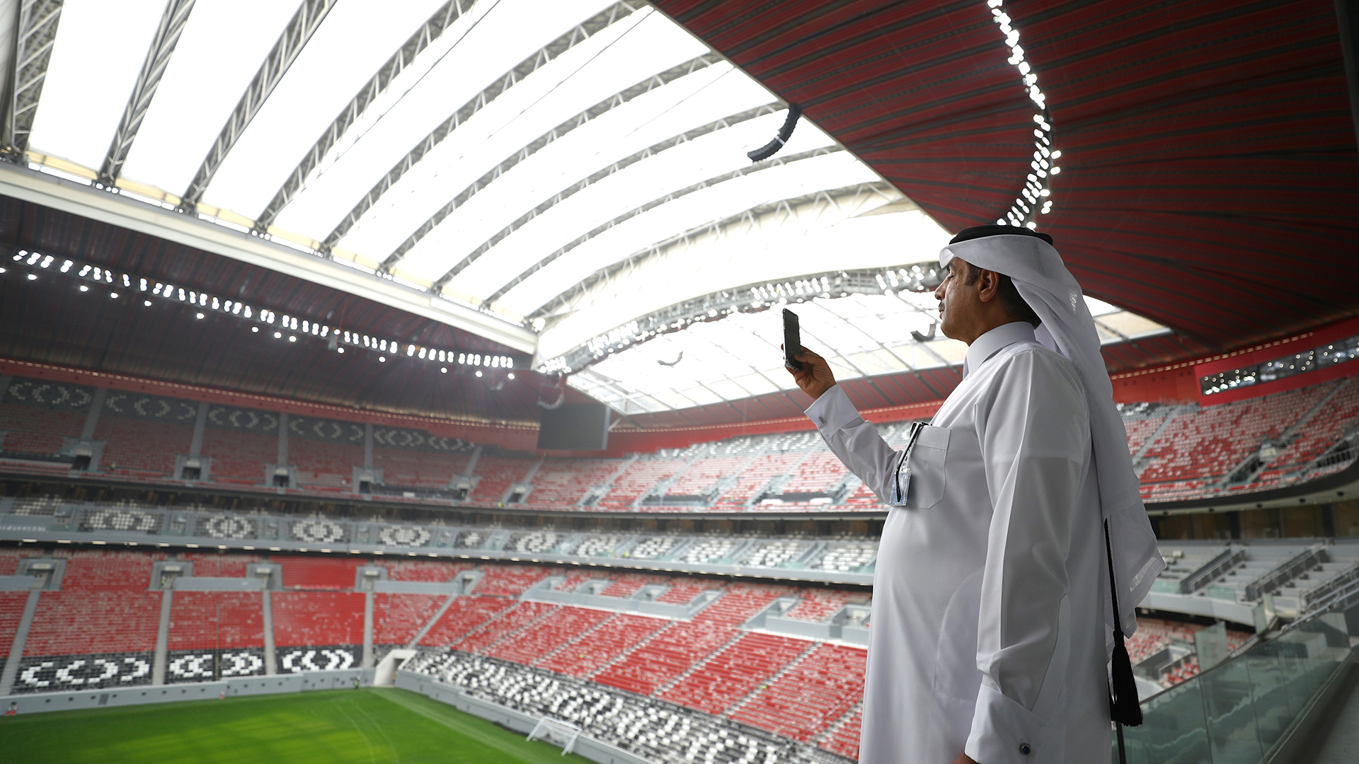 Hosts Qatar to kick off 2022 tournament at Al Bayt Stadium