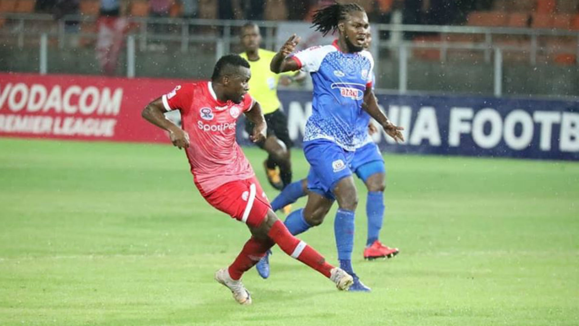 Second-half substitute Kagere rescues Simba SC from Azam FC's ...