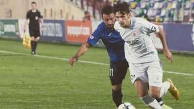 Khvicha Kvaratskhelia FC Rustavi