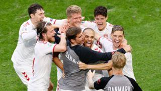 Martin Braithwaite Wales vs Denmark Euro 2020