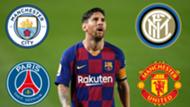 Messi GFX