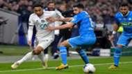 Kenny Tete Morgan Sanson 12022020 Lyon Marseille Coupe de France 12022020