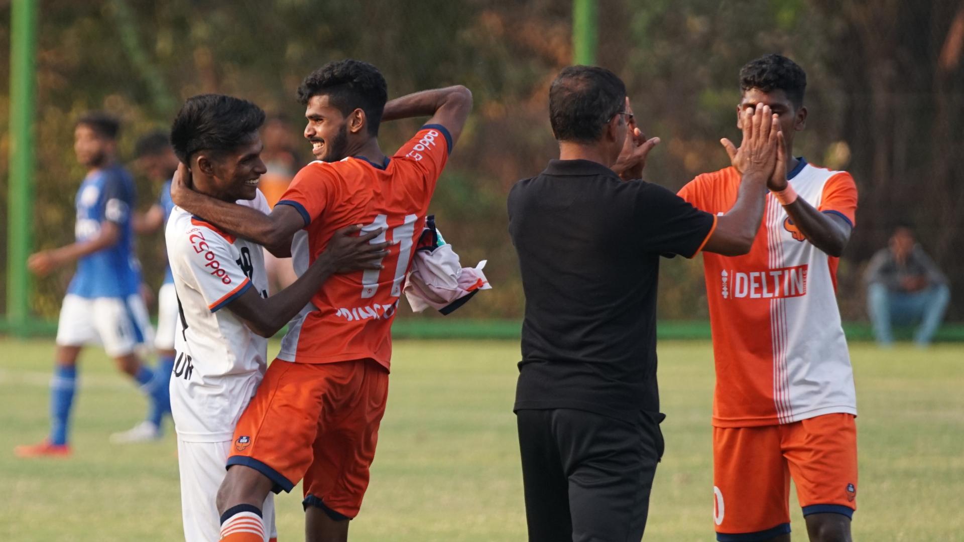 FC Goa B team