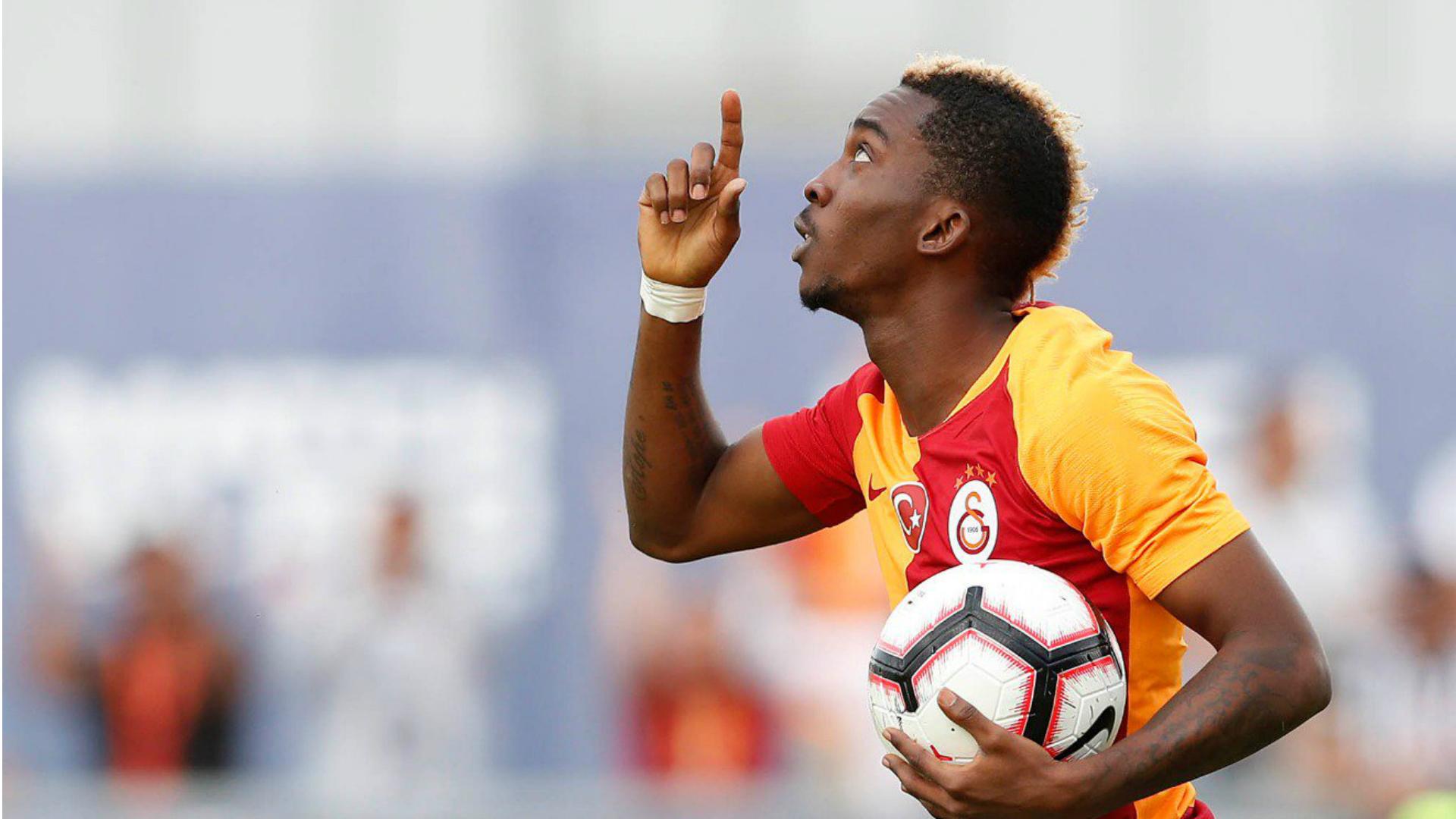 Onyekuru dropped from Monaco pre-season tour after Galatasaray exit