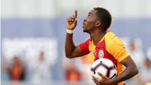 Henry Onyekuru, Galatasary vs Valencia, friendly