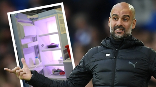 Guardiola: Man City players will be kept 'in the fridge' to deal with busy December schedule