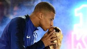 Kylian Mbappe, France, World Cup
