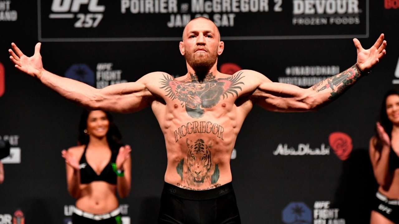 Conor McGregor UFC 1920x1080