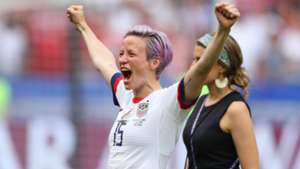 Megan Rapinoe USA USWNT Women's World Cup 2019