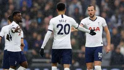 Harry Kane Tottenham vs Brighton 2019-20