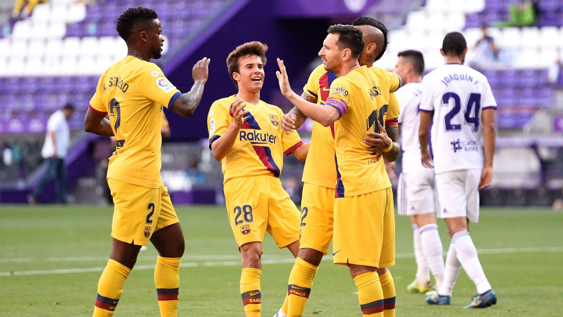 Valladolid Vs Barcelona En Directo Resultado Alineaciones Polemicas Reacciones Y Ruedas De Prensa Goal Com