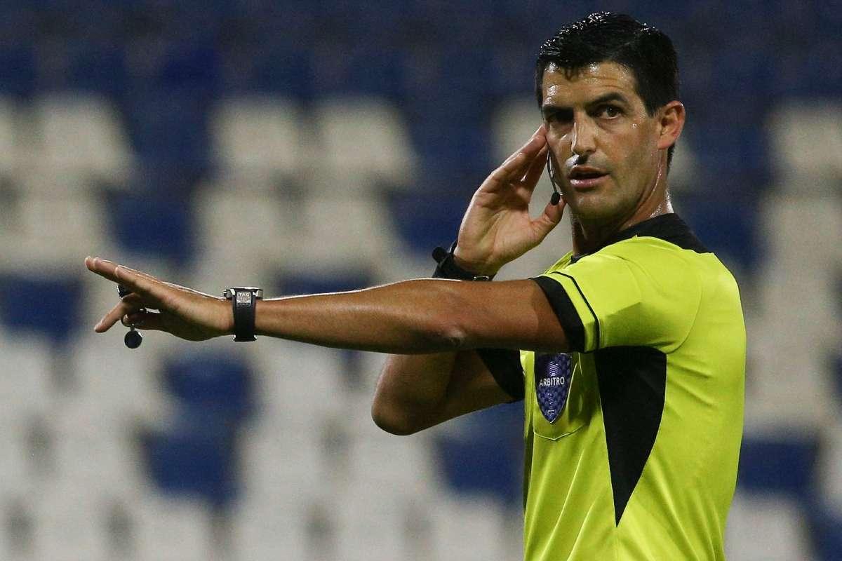 Quién es Leodán González, el árbitro de River - Palmeiras por la Copa Libertadores   Goal.com