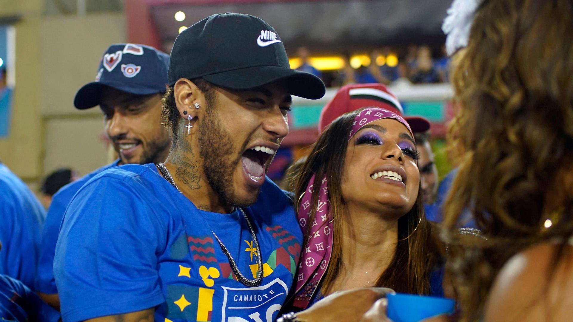 PSG : Neymar annonce la couleur pour le carnaval de Rio