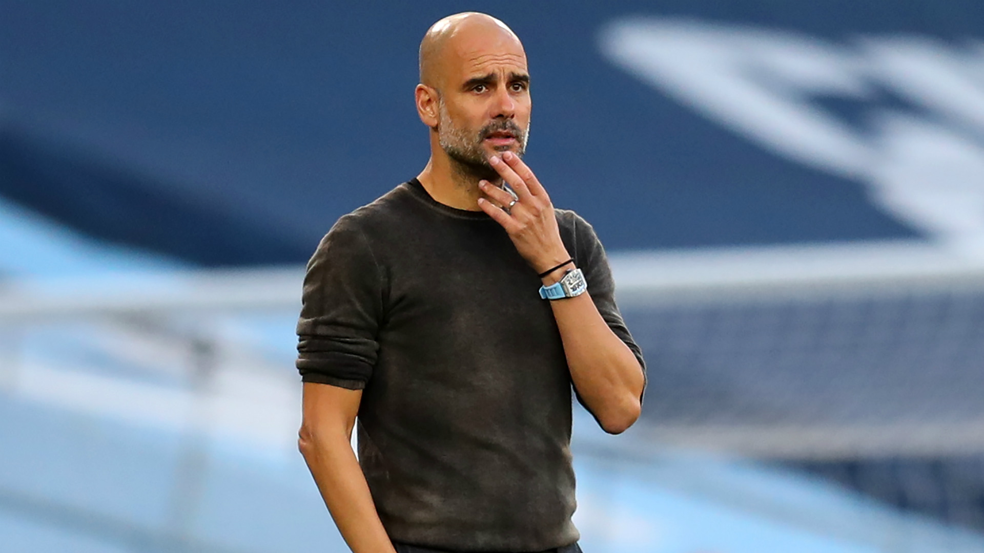 Guardiola explains decision not to make any substitutions in Man City's win over Fulham