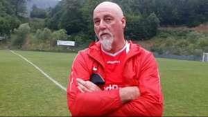 Simba SC coach Patrick Aussems.