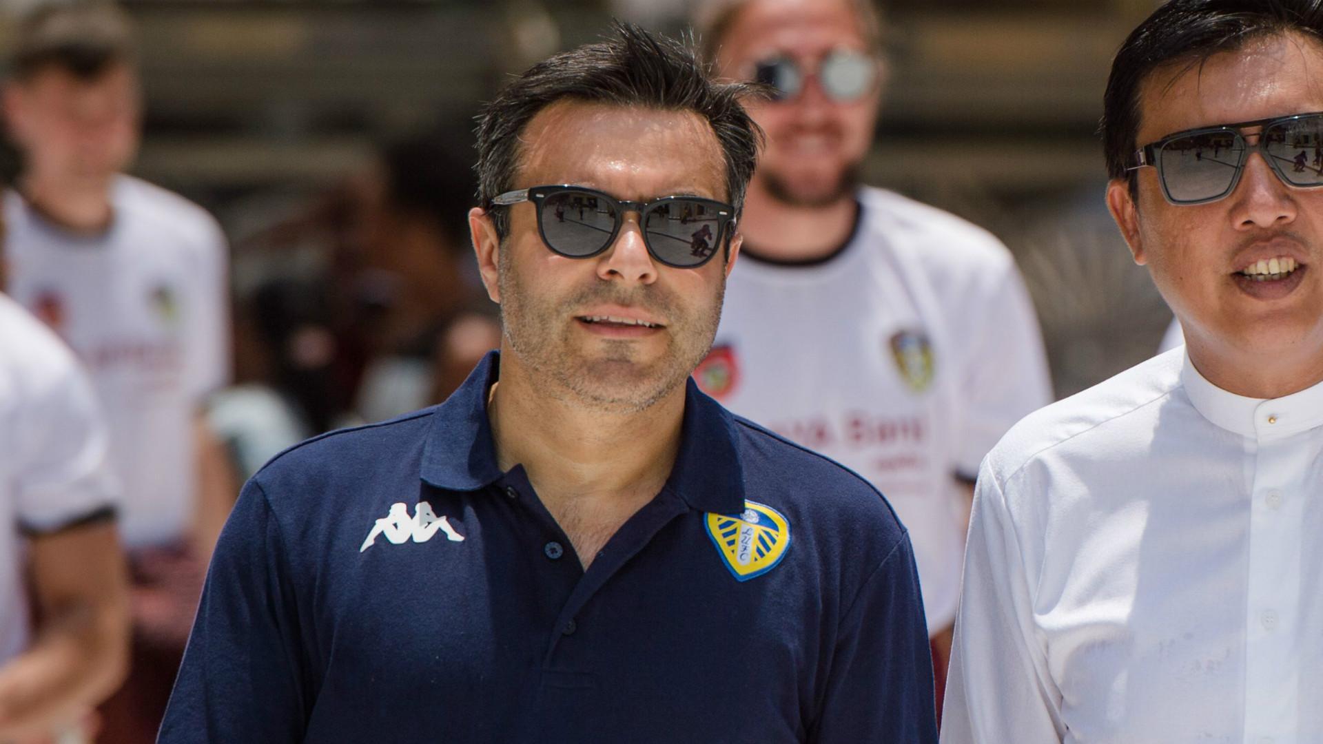 Andrea Radrizzani Leeds United